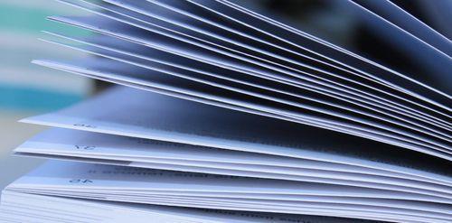 бухгалтерские документы юридического лица
