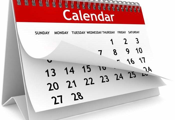 Нормативно-правовой календарь