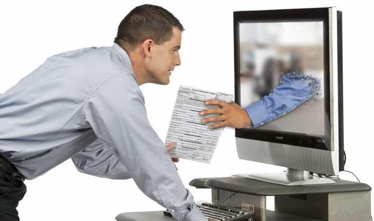 Порядок обмена электронными документами